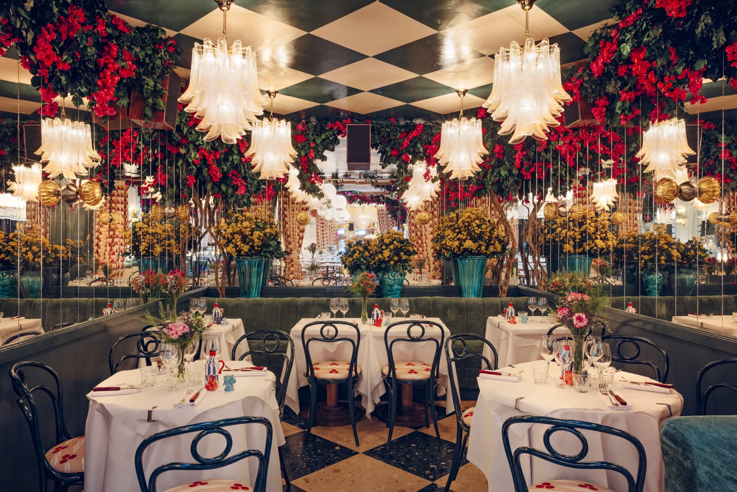 Villa Capri es el nuevo restaurante italiano de los creadores de Bel Mondo