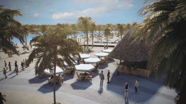 Madrid tendrá a 40 minutos la playa artificial más grande de Europa