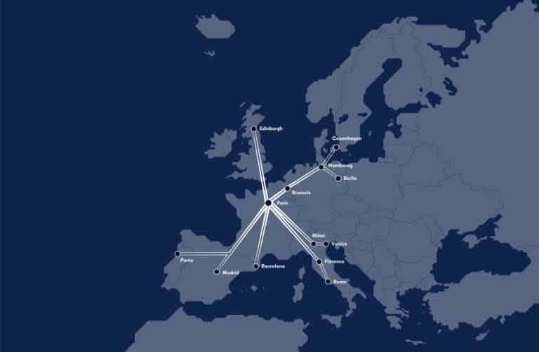 Regresan los trenes nocturnos desde Madrid a París