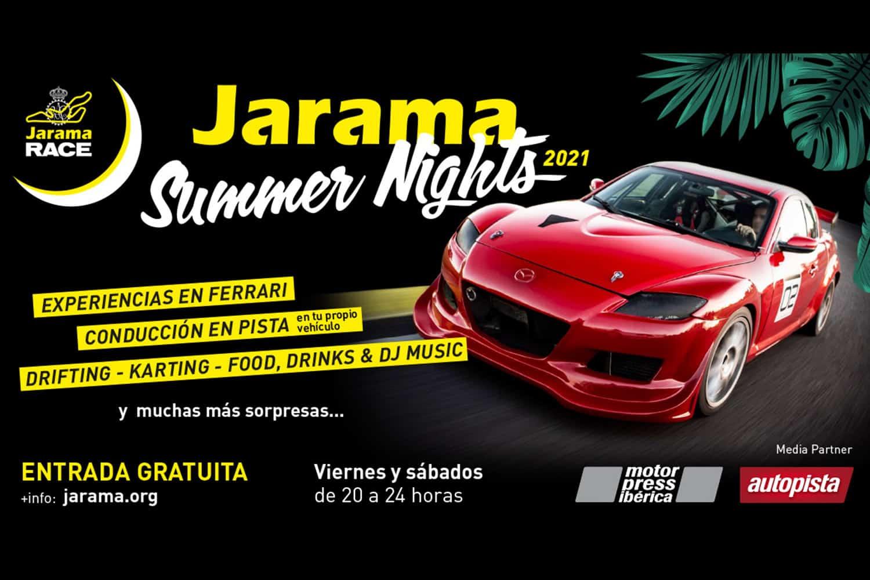 Jarama Summer Nights es el planazo de verano en el Circuito de Jarama