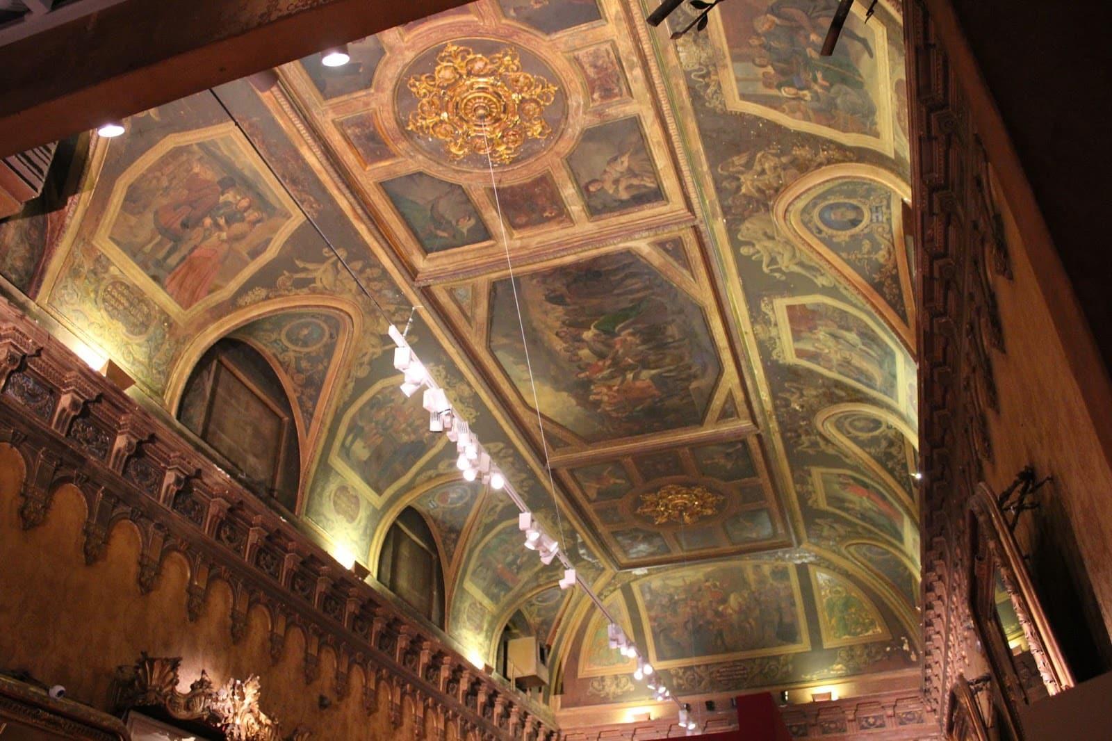 El espectacular palacio de Gaviria será un centro de las artes
