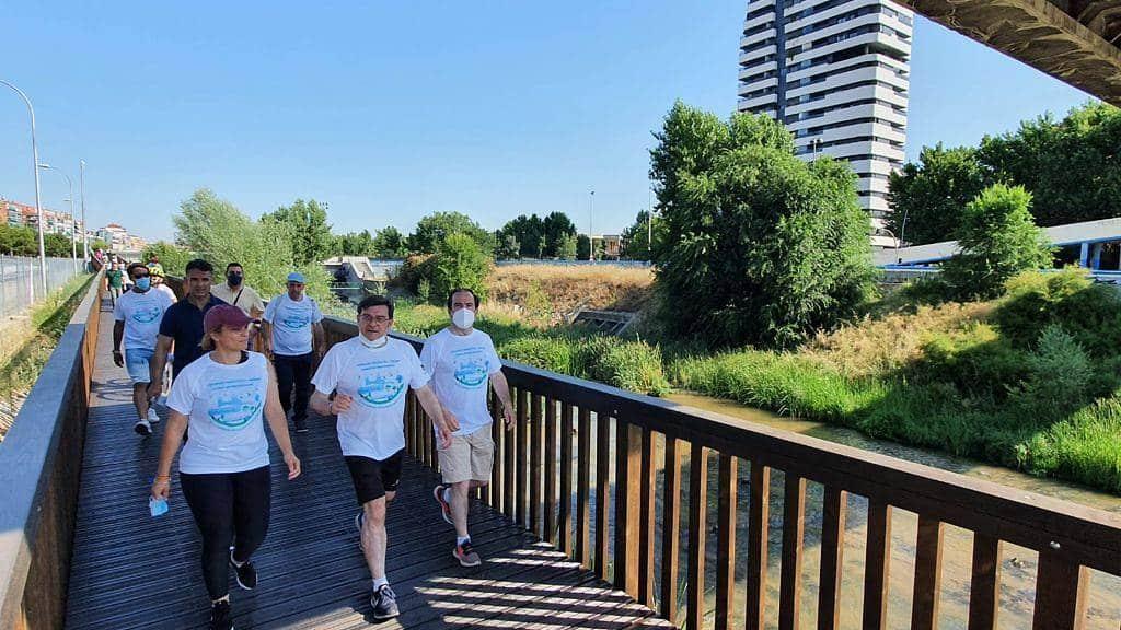 Madrid Río y el Parque Lineal del Manzanares se unen con una senda