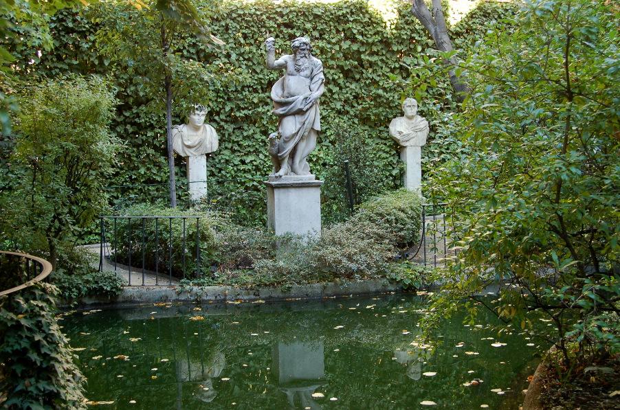 Los cinco jardines de museos más bonitos de todo Madrid