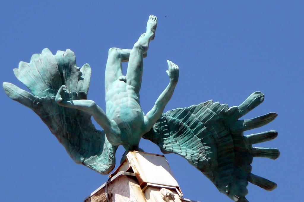 Las cinco esculturas más originales en las calles de Madrid