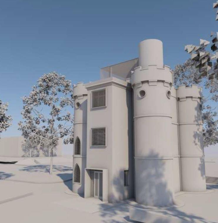 El parque del Retiro tendrá un castillo con Museo Meteorológico y mirador