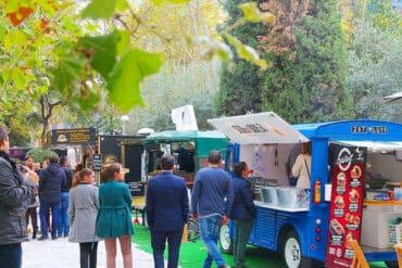 Regresa MadrEAT, el mercado de streetfood pionero en España