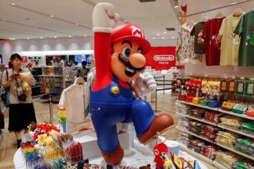 Abre Nintienda, primera tienda en Madrid dedicada al mundo de Nintendo