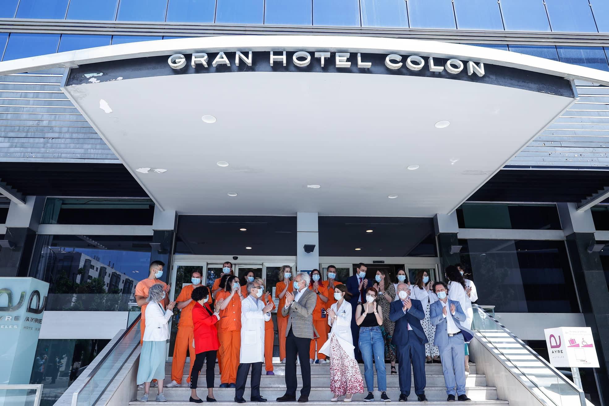El primer hotel de El Corte Inglés estará en el barrio Salamanca de Madrid