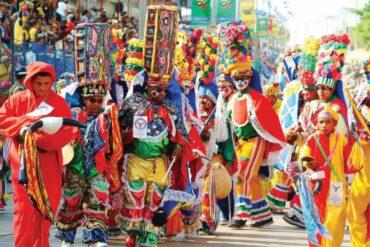 El Carnaval de Barranquilla llega a la Feria del Libro de Madrid