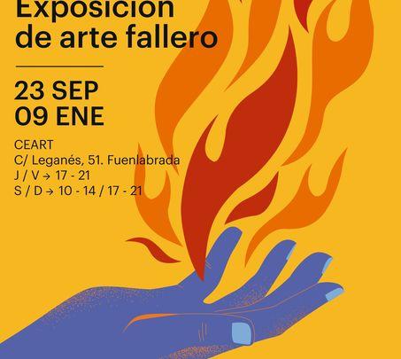 Las Fallas salen de Valencia para exponerse en la Comunidad de Madrid