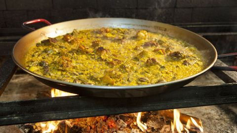 La mejor paella del mundo se come en el restaurante 'El Madrileño'