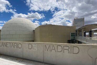 Planetario de Madrid celebra sus 35 años con múltiples actividades