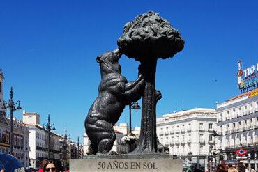 40 réplicas innovadoras del Oso y el Madroño llenarán las calles de Madrid